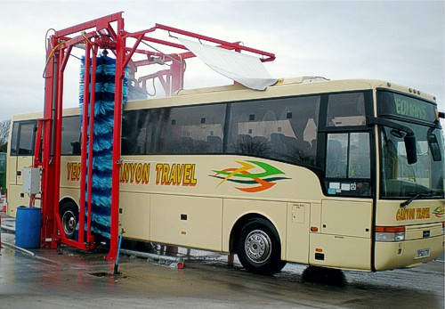 coach and bus wash machine manufacturers